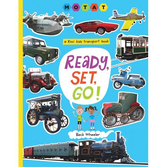 Ready, Set, Go! by Beck Wheeler