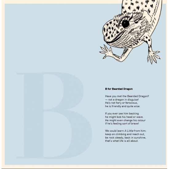 A Little ABC Book by Jenny Palmer