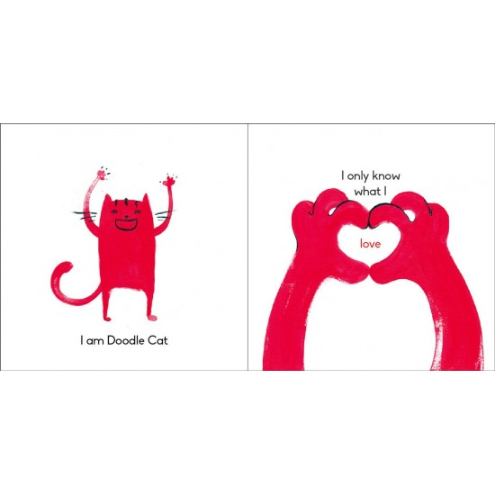 I Am Doodle Cat  By Kat Patrick and Lauren Marriott