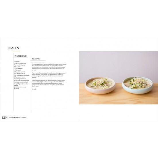 The Raw Kitchen by Olivia Scott