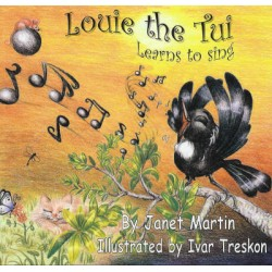 LOUIE THE TUI LEARNS TO SING