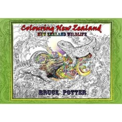 COLOURING NZ WILDLIFE