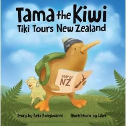 TAMA THE KIWI