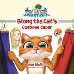 BLONG THE CATS COSTUME CAPER: ELASTIC ISLAND ADVENTURES