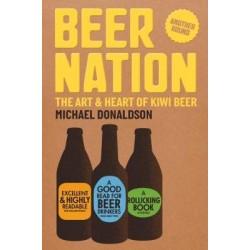 BEER NATION: The Art & Heart of Kiwi Beer