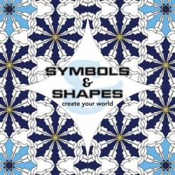 COLOURING BOOK SYMBOLS & SHAPES