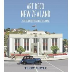 ART DECO NEW ZEALAND (PB)