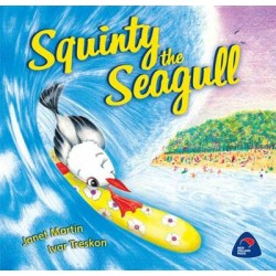 SQUINTY THE SEAGULL PB