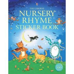 Nursery Rhyme Sticker Book