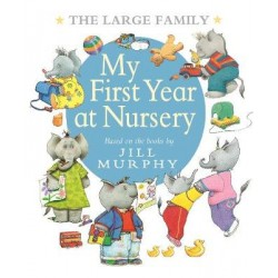 Large Family: My First Year at Nursery