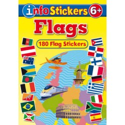 Info Stickers: Flags