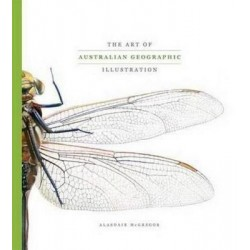 Art of Australian Geographic Illustration