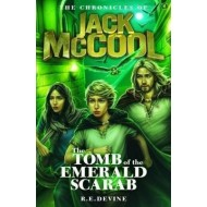 Chronicles of Jack McCool - The Tomb of the Emerald Scarab
