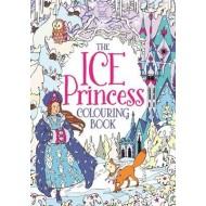 Ice Princess Colouring Book