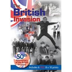 British Invasion (Print Pack)