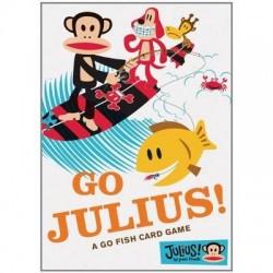 Go Julius! Go Fish Card Game