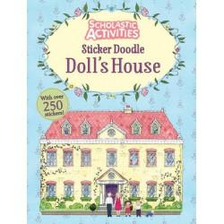Dolls House Sticker Doodle