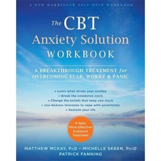 CBT Anxiety Solution Workbook