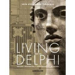 Living Next to Delphi: Ancient Inspirations, Contemporary Interiors