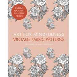 Art for Mindfulness: Vintage Fabric Patterns