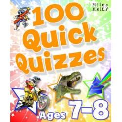 100 Quick Quizzes Ages 7-8