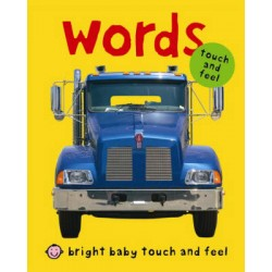 Bright Baby Touch & Feel - Words