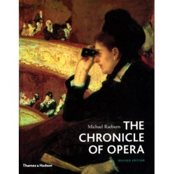 Chronicle of Opera, The:Year-by-year Four Centuries of Music, Per