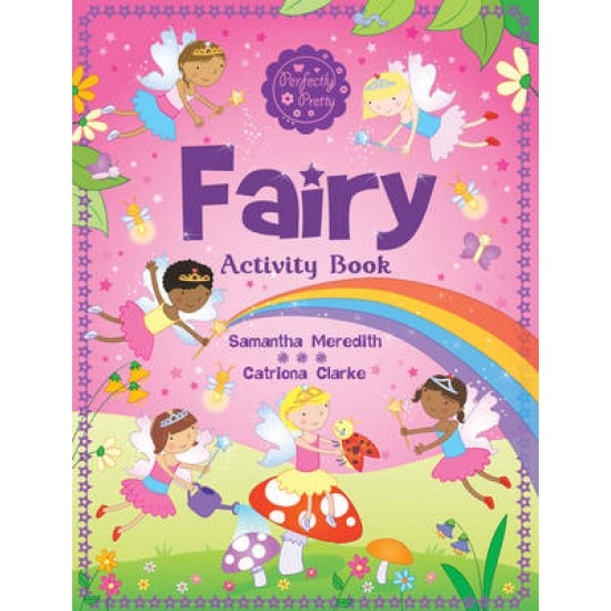 Perfectly Pretty Fairy Activity Book