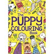 Puppy Colouring Book