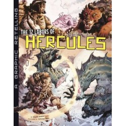 12 Labors of Hercules (Graphic Novel)