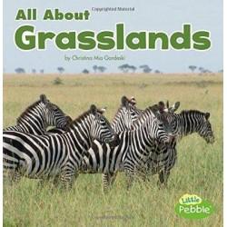 All About Grasslands (Habitats)