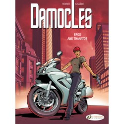 Damocles Vol.4: Eros and Thanos