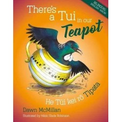 THERES A TUI IN OUR TEAPOT - BILINGUAL