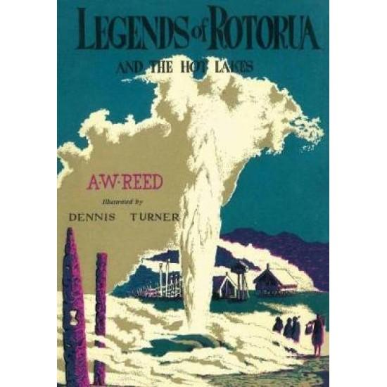 LEGENDS OF ROTORUA