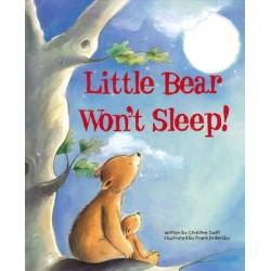 Picture Flat: Little Bear Wont Sleep