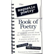 Magnetic Poetry Book of Poetry