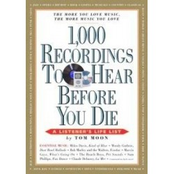 1000 Recording to Hear Before You Die [Pb]