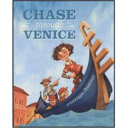 Chase through Venice
