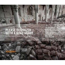 Please Demolish with a Kind Heart Behind the Red Zone