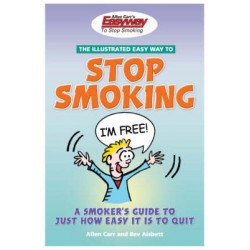 Allen Carrs Illustrated Easyway to Stop Smoking