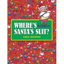 Where's Santa's Suit?