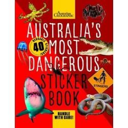 Australia's Most Dangerous Sticker Book