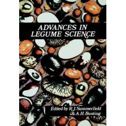 Advances in Legume Science