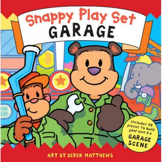 Snappy Playtime Garage