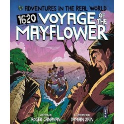 Adventures in the Real World: Voyage of the Mayflower