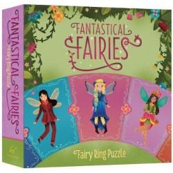 Fantastical Fairies Fairy Ring Puzzle