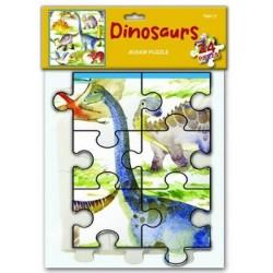 Dinosaurs Animals Jigsaw Puzzle