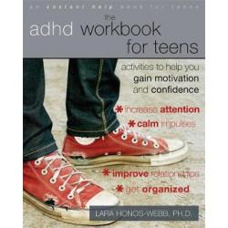 ADHD Workbook for Teens