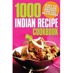 1000 Indian Recipe Cookbook