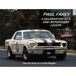 PAUL FAHEY - A CELEBRATION OF A KIWI MOTORSPORT LEGEND